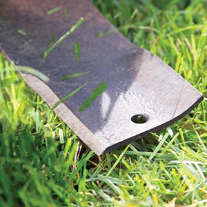Lawn Mower and Chainsaw Blade Sharpening Service
