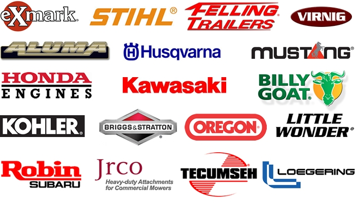 Certified Dealer of Parts and Service for Manufacturers List