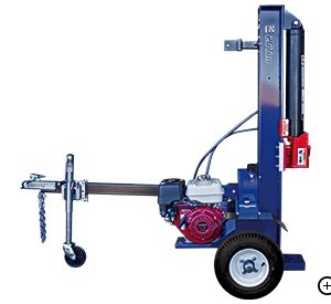 Vertical Log Splitter Rental