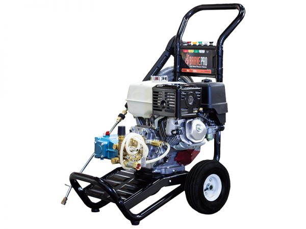 4,000 PSI Cold Water Pressure Washer Rental Unit