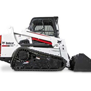 Bobcat T550 Compact Track Loader Rental Unit