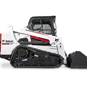 Bobcat T550 Compact Track Loader Rental Unit