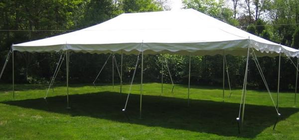 OTC White Party Tent 20x20