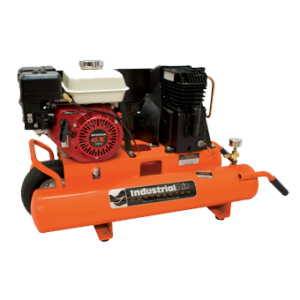 8 Gallon Wheelbarrow Air Compressor Rental