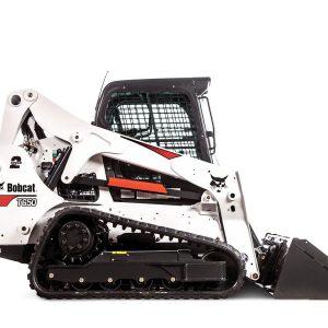 Bobcat T650 Compact Track Loader Skid Steer