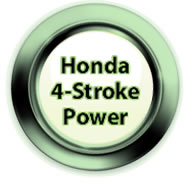 4 stroke engine - No mixing gas and oil