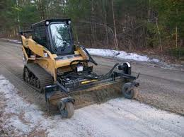 skid steer harley rake attachment rental near nisswa breezy point