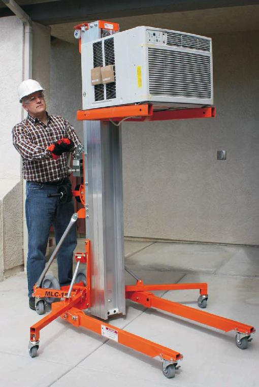 MLC CONSTRUCTION PRO - Smartlift Construction Material Lift