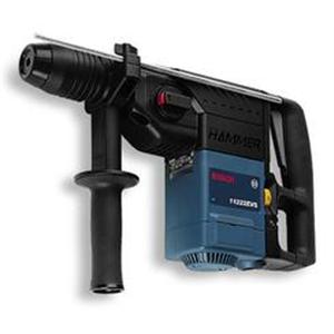 25lb Bosch Hammer Drill SDS Rotary Hammer, 7.8 A, 120V